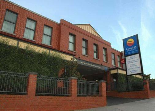 Comfort Inn & Suites City Views - Ballarat - Building