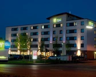 Holiday Inn Express Cologne - Muelheim - Кельн - Building