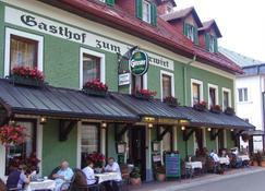 Gasthof zum Jägerwirt - Mariazell - Byggnad