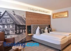 Hotel-Gasthof Hirschen - Schluchsee - Schlafzimmer