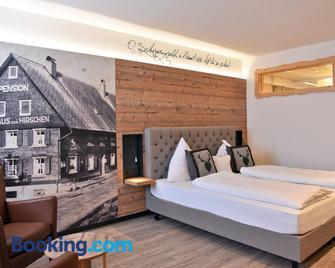 Gasthof Hotel Hirschen - Schluchsee - Schlafzimmer