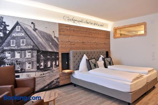Gasthof Hotel Hirschen - Schluchsee - Bedroom