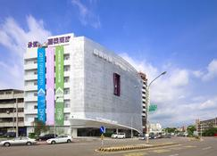 Hotel Day Plus - Chiayi City - Building