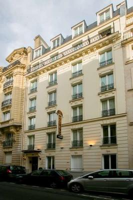 Alexandrine Opera - Pariisi - Rakennus