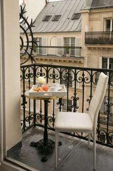 Alexandrine Opera - Paris - Balcony