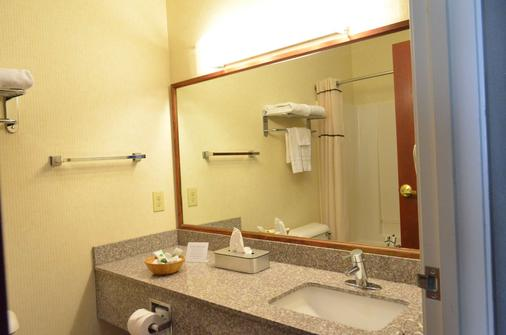 Best Western Airport Suites - Indianapolis - Phòng tắm