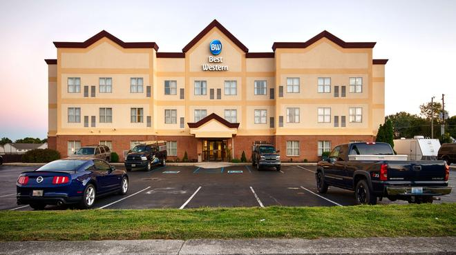 Best Western Airport Suites - Indianapolis - Building