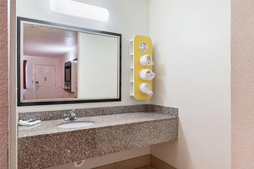 Motel 6 San Antonio - Fiesta Trails - San Antonio - Kylpyhuone