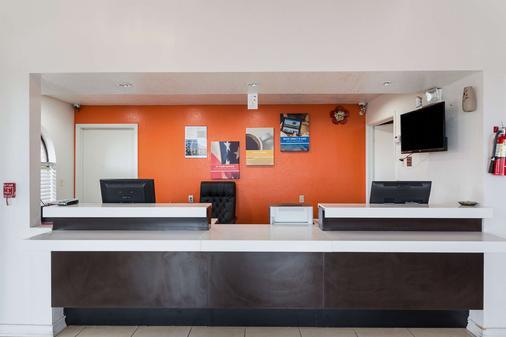 Motel 6 San Antonio - Fiesta Trails - San Antonio - Vastaanotto