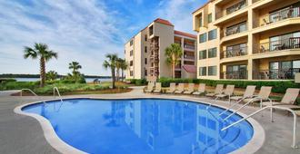 Marriott's Harbour Point And Sunset Pointe At Shelter Cove - Hilton Head Island - Pool