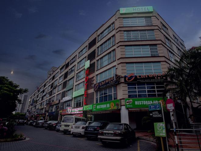 One Avenue Hotel - Petaling Jaya - Κτίριο