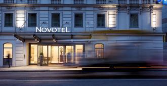 Novotel Wien City - Вена - Здание