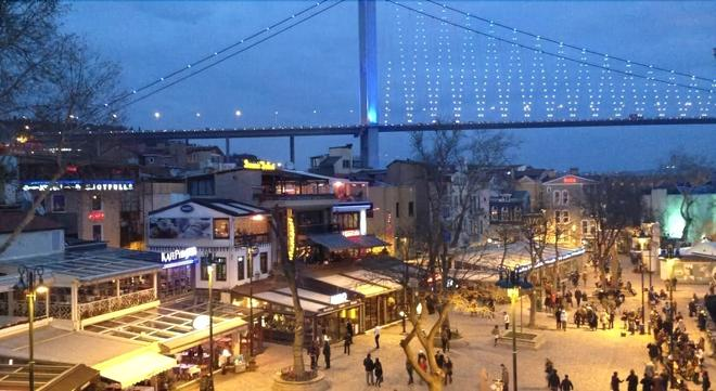 Belle Vues Hotel - Istanbul - Outdoor view