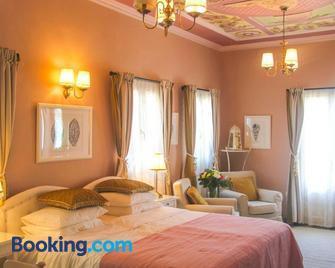 Symi Nautilus Luxury Suites - Ano Symi - Slaapkamer