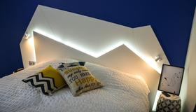 Hotel Origami - Στρασβούργο - Κρεβατοκάμαρα