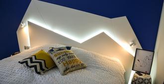 Hotel Origami - סטרסבור - חדר שינה