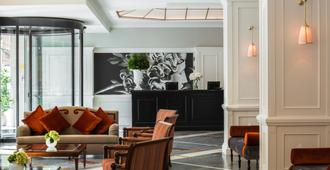 Starhotels Michelangelo Rome - Rome - Lobby