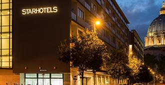 Starhotels Michelangelo Rome - Rome - Building