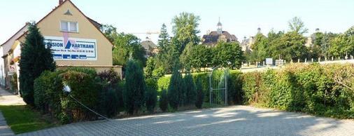 哈特曼裴森酒店 - 格爾利茨 - 格爾利茨 - 室外景