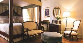 Stonehurst Place Bed & Breakfast - Atlanta - Sala de estar