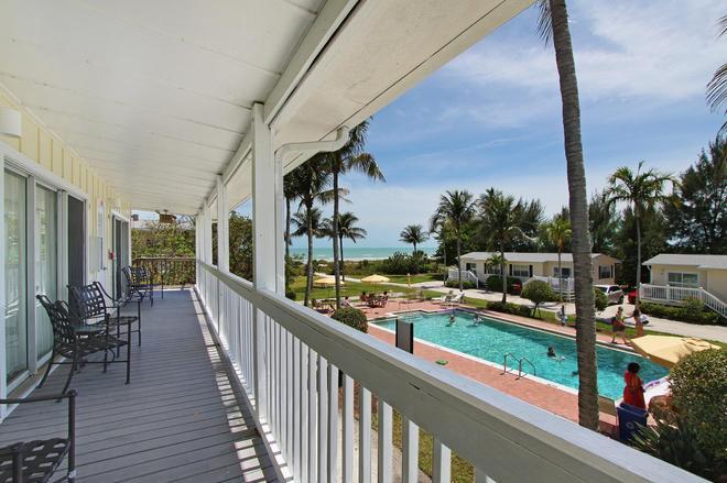 Seaside Inn - Sanibel - Balcony