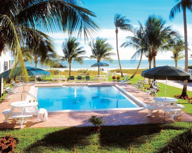 Seaside Inn - Sanibel - Pool