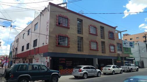 Hotel Correo - Ciudad Juárez - Building