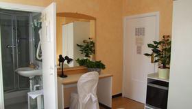 Hotel Agnello D'oro - Gênova - Comodidade do quarto