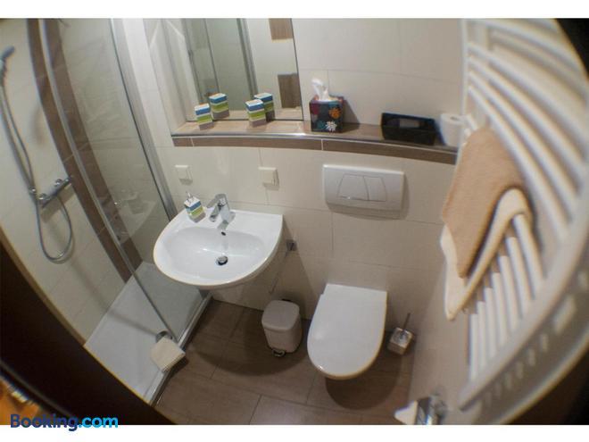 Pension Möser - Lennestadt - Bathroom