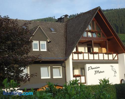Pension Möser - Lennestadt - Building