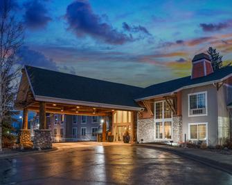 Best Western Plus Kalispell/Glacier Park West Hotel & Suites - Kalispell - Gebäude