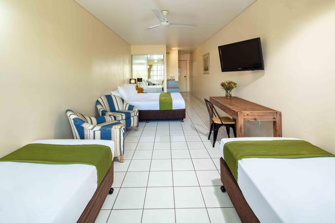 Hides Hotel Cairns - Cairns - Makuuhuone