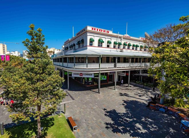 Hides Hotel Cairns - Cairns - Rakennus