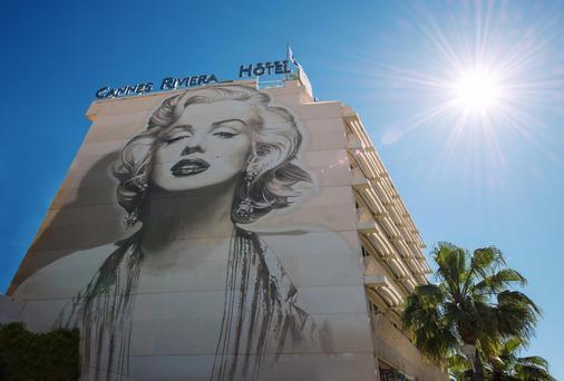 Best Western Plus Cannes Riviera & Spa - Cannes - Rakennus