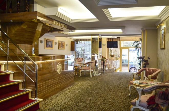 Hotel Mekke - Istanbul - Lobby