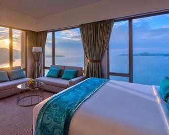 أوبيرج ديسكفري باي هونج كونج - Hong Kong - غرفة نوم