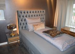 Hotel Belvedere - Rostock - Slaapkamer