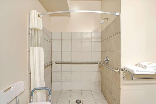 聖路易斯市區戴斯酒店 - 聖路易 - 聖路易斯 - 浴室