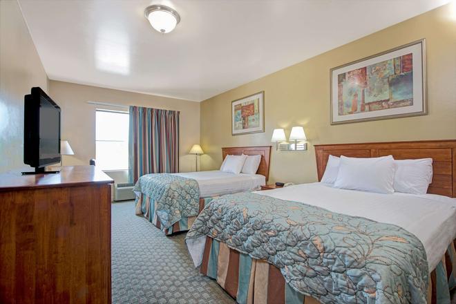 聖路易斯市區戴斯酒店 - 聖路易 - 聖路易斯 - 臥室