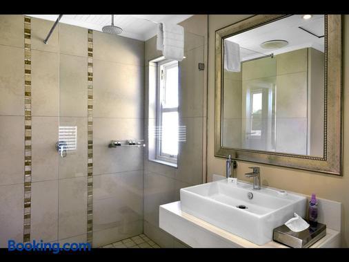 Lavender Farm Guest House - Franschhoek - Phòng tắm