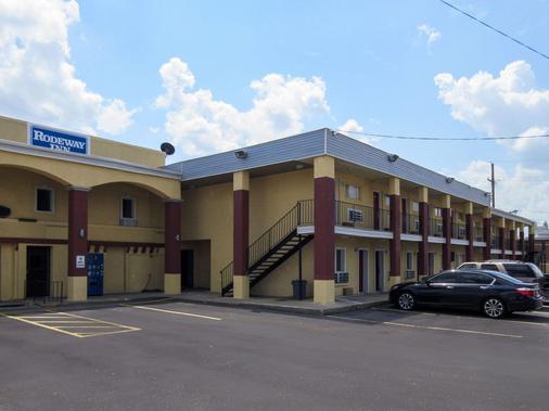 Rodeway Inn - Kansas City - Toà nhà