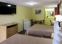 Rodeway Inn - Kansas City - Phòng ngủ
