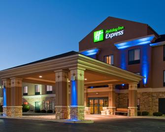 Holiday Inn Express Gas City - Gas City - Building