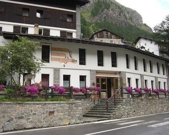 Parco Nazionale - Valsavarenche - Building