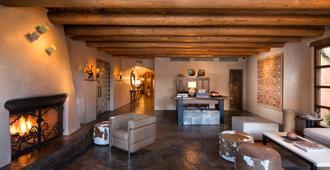 Rosewood Inn Of The Anasazi - סנטה פה - סלון