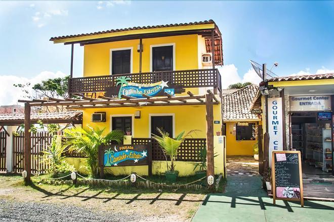 Pousada Caminho das Estrelas - Praia do Forte - Building
