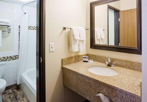AmericInn by Wyndham Ironwood - Ironwood - Bathroom