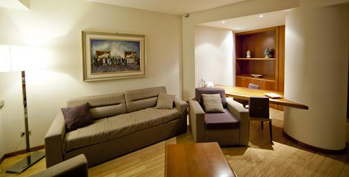 Fh Crystal Hotel - Trapani - Living room