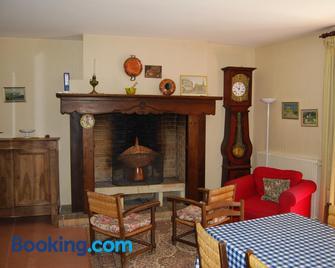 La Maison de Lise - Cajarc - Living room