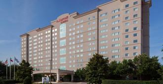 Dallas Marriott Suites Medical/Market Center - Dallas - Bygning